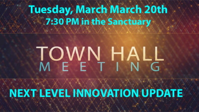 OBUMC Town Hall Meeting
